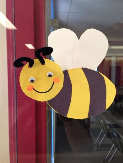 free bee craft idea 1 ideas for my class bee 854 | 06ce95f838aa6fdc29bf940de17e79f6