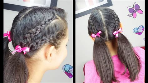 braided pigtails easy hairstyles braided hairstyles