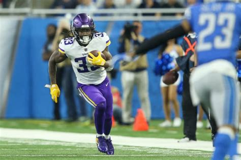 vikings  lions fantasy football worksheet week