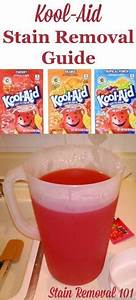 Tips For Removing Kool Aid Stains