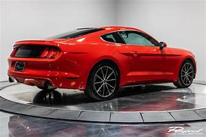 Used 2016 Ford Mustang EcoBoost For Sale ($17,993) | Perfect Auto Collection Stock #288830
