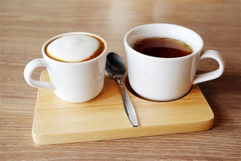 Tea was discovered by the ancient chinese ruler shen nong. Green Tea Vs Coffee Is One Really Better Than The Other?