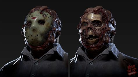 Watch Every Jason Unmasking From Friday The 13th The Game