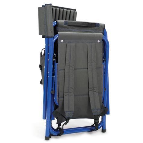 backpack beach chairs with cooler sadgururocks com