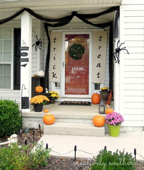 front door decors   years halloween