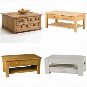 Table Basse Pin : table basse pin trouvez les meilleurs prix avec le guide kibodio ~ Teatrodelosmanantiales.com Idées de Décoration