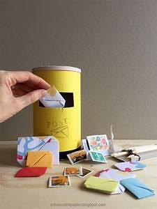 Gift Im Briefkasten : diy mail box schaeresteipapier kids craft diy ~ Eleganceandgraceweddings.com Haus und Dekorationen