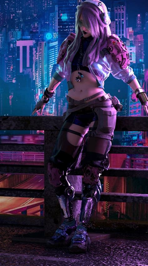 Search free cyberpunk 2077 wallpapers on zedge and personalize your phone to suit you. Cyberpunk HD Phone Wallpapers - Wallpaper Cave