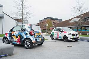 Aub Auto : aub students design smart car wrap for new smart models ~ Gottalentnigeria.com Avis de Voitures