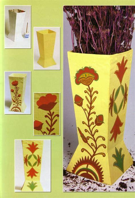 papel mach 201 decora fruteros jarrones cajas bandejas o realiza objetos con esta t 233 cnica