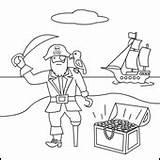 Colorare Piraten Piratas Colorir Pirati Barba Barbarossa Barbanera Barberousse Baard Vermelha sketch template