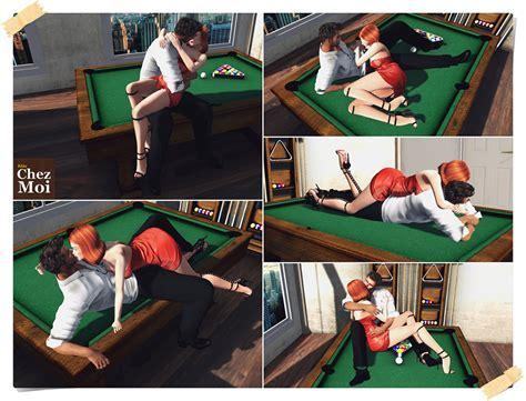 Billiard Table Set Oakville ? Chez Moi