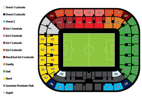 juventus stadium mappa ingressi pianta dello stadio della juventus stadio della juventus