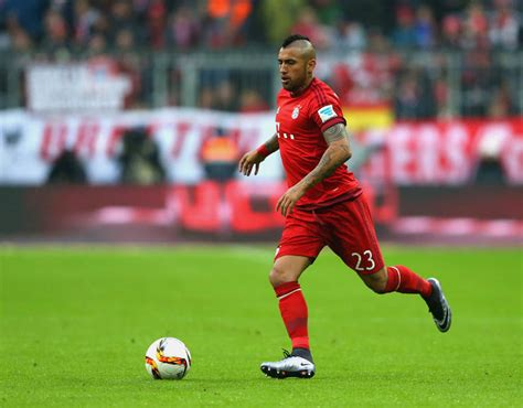 Arturo Vidal Best Players Europe Revealed Sport