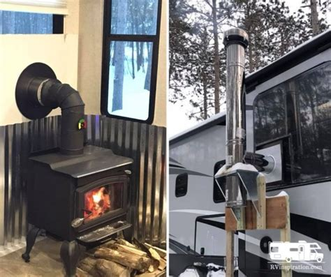 rv wood stove heater space stoves portable rvinspiration living