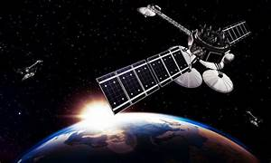 Are spy satellites being disguised as SPACE JUNK? | Daily ...