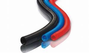Gaine Pour Cable : aiguiller une gaine lectrique dans une cloison vers un ~ Premium-room.com Idées de Décoration