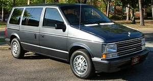 1989 Dodge Plymouth Voyager -  1 00