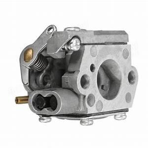 Set Carburetor Carb Fuel Filter Line For Walbro Wt6821