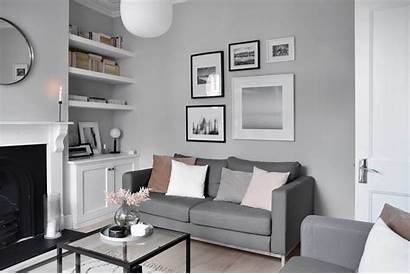 Living Minimalist Makeover Walls Reveal Soft Four