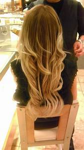 Tie And Dye Blond Cendré : pretty hair color and length hairstyles how to ~ Melissatoandfro.com Idées de Décoration