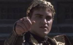 Gladiator Thumbs Up GIFs - Find & Share on GIPHY