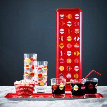 Bunte Gläser Ikea by Ikea 214 Sterreich Bevista Tablett Mit Kugelmuster Darauf