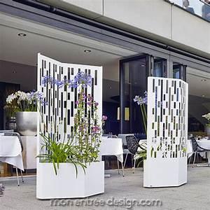 Brise Vue Design : brise vue vgtal cloison mobile en acier elmas 160 achat ~ Farleysfitness.com Idées de Décoration