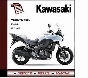 Kawasaki Versys 1000 2012 Workshop Service Repair Manual