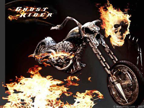 dvd moto fiction le film ghost rider moto magazine