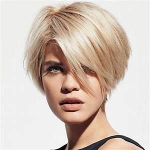 Coupe De Cheveux Carré Court : coupe cheveux femme carre court ~ Melissatoandfro.com Idées de Décoration