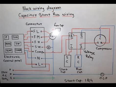 window a c csr wiring youtube