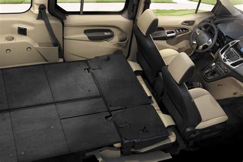 ford transittourneo connect wagon  seats specs
