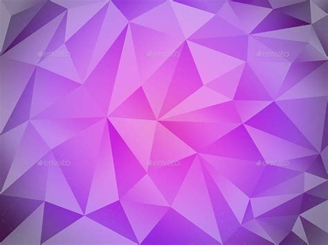 60 Polygon Backgrounds Bundle By Groovydes Graphicriver