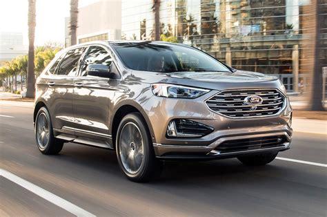 ford edge titanium 2019 ford edge adds titanium elite package motor trend