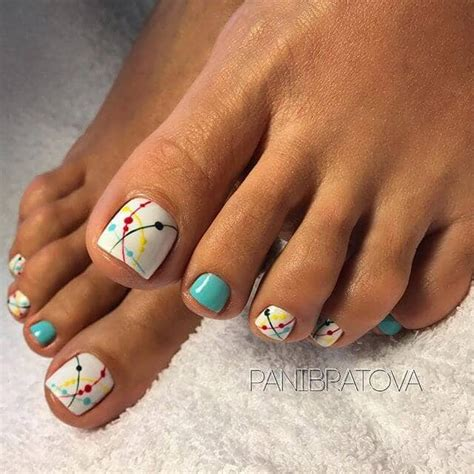 exciting pedicure ideas  shake
