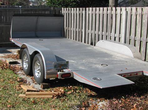 aluminum texas rollback trailer fs jacksonville