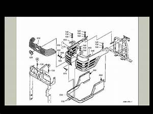 Kubota Bx 2200 Bx2200 Tractor Diagram  U0026 Parts Manual