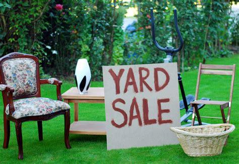 Yard Furniture Sale 5 yard sale items to look for uliano