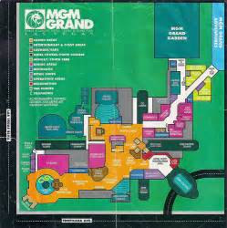 Mgm Grand Garden Floor Plan by Mgm Grand Guest Map Flickr Photo Sharing