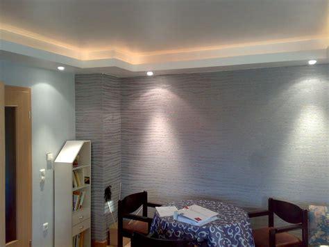 Led Deckenlen Wohnzimmer by Steinwand Wohnzimmer Beleuchtung