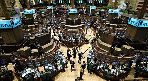 plunge averted markets   uneasily   york