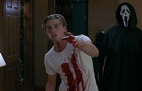 Look Who's Stabbing At Which Point In Scream Was