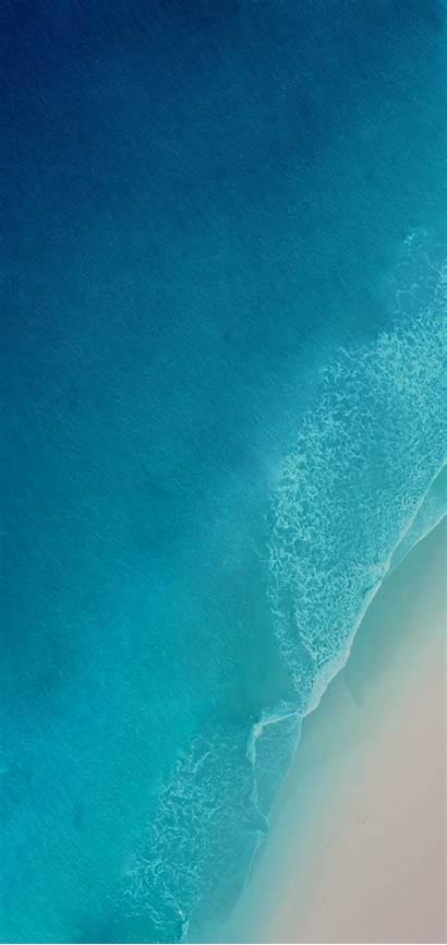 Iphone Wallpapers Vivo Ios Aqua Water V9