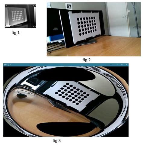 opencv calibration calibration between thermal and visible opencv q