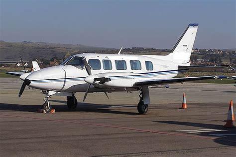 killed  injured  piper navajo plane crash  rear