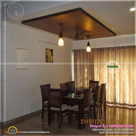 finished house  photograph  interiors kerala home design  floor plans