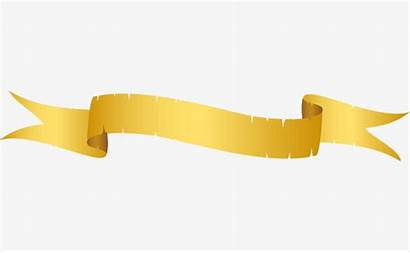 Ribbon Flowing Yellow Vector Banner Getdrawings Map