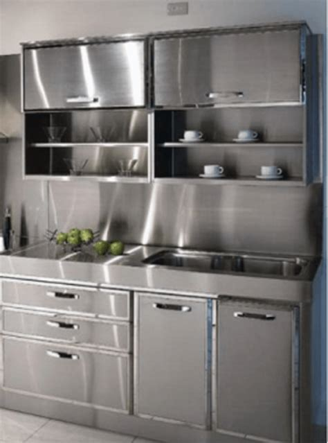 metal kitchen cabinets ideas style  remodel