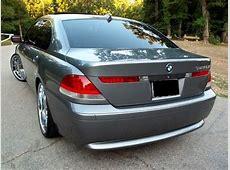 Buy used 2003 BMW 745Li Base Sedan 4Door 44L in Windsor